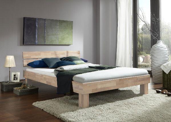 Bettgestell MY DREAM Aus Wildeiche #Schlafzimmer #Schlafzimmerideen  #Einrichtung