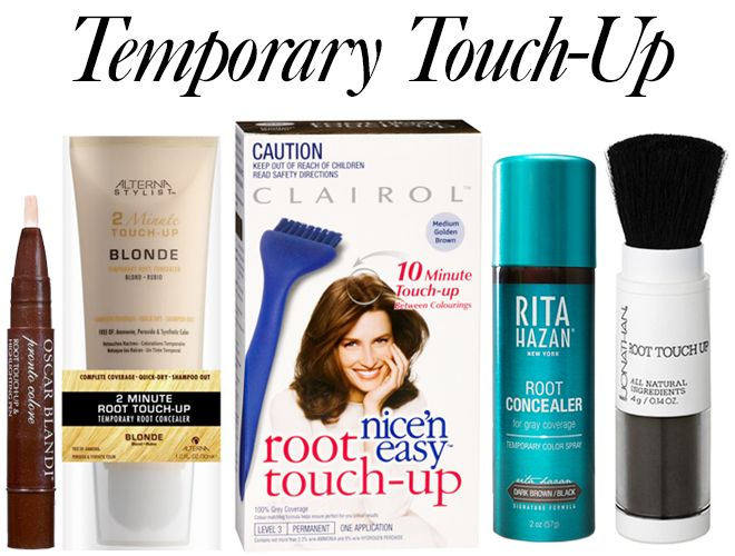 Maintain Your Makeover With These Instant Root Touch-Ups!
