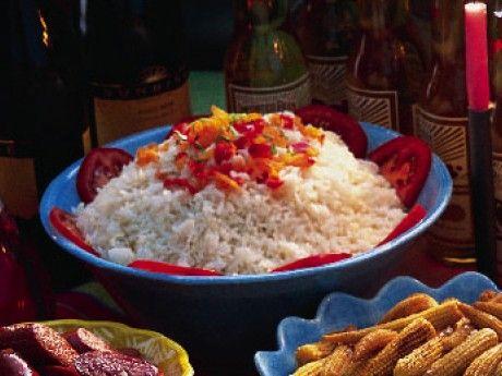 Ugnskokt ris (Arroz)