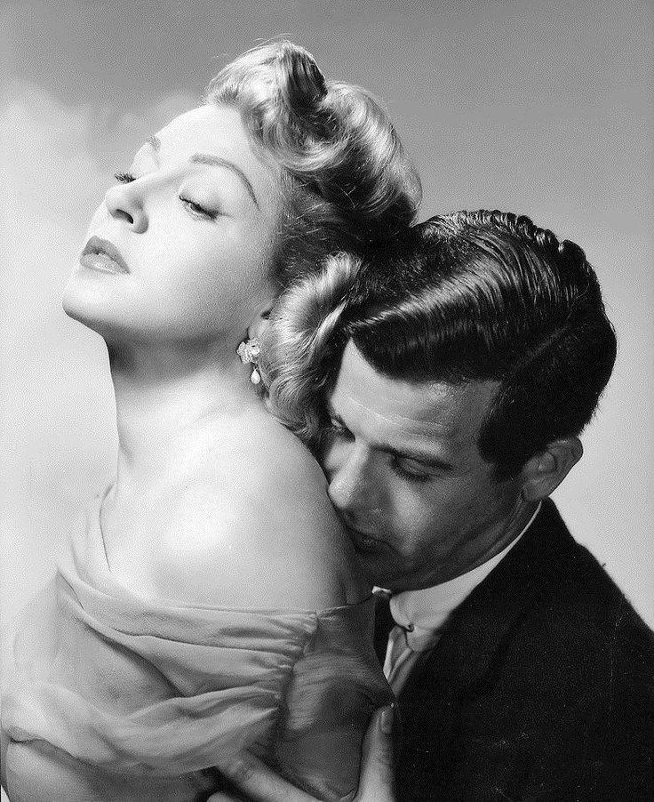 Lana Turner and Lee Phillips