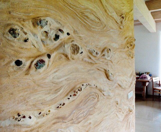 Hlinené povrchy   createrra   energeticky pasívne domy