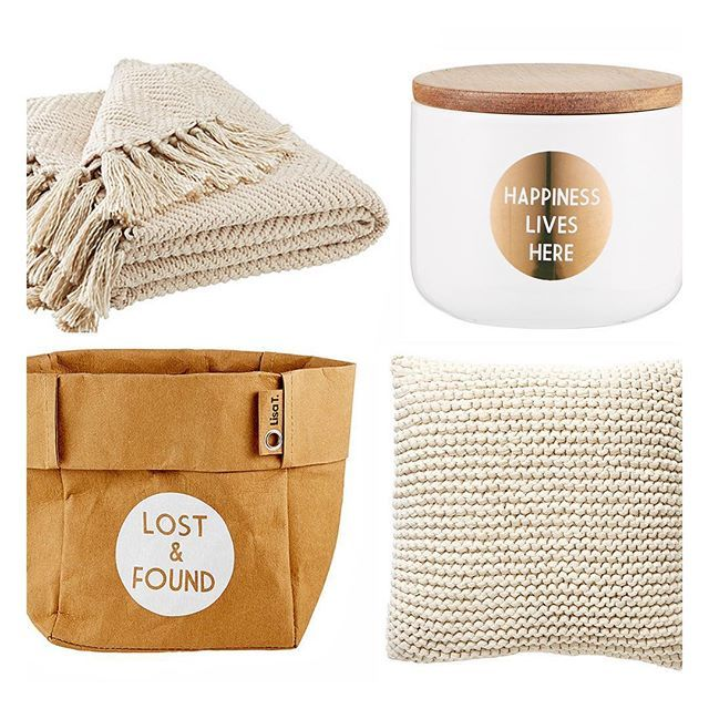 'Its Friday I'm in love' with these items from @targetaus which are all under $40. Our particular favourite is the new @i_am_lisat canister which is just $15 .   #target #targetaus #bargain #homedecor #homedecoration #interiordesign #iamlisat #naturalpalette #thecure   Images from target.com.au