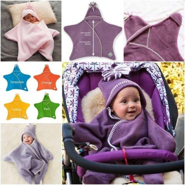 Diy Star Baby Wrap