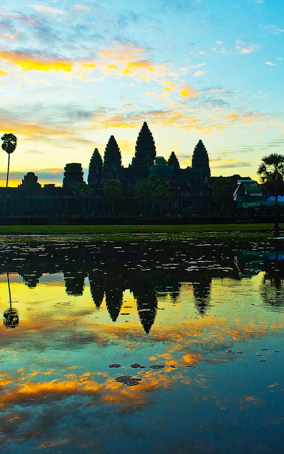 Angkorwat Temple , Siemreap Province , CAMBODIA, photo by LANG SOLINA.