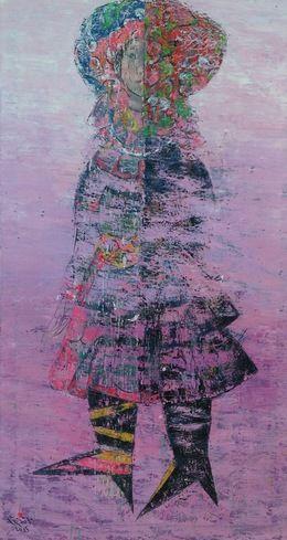 Xuan Tang Doan, 'Contemporary Mountaineer Grl,' 2015, International Modern Art Gallery