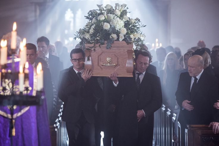 EastEnders: drama for Phil at Peggy's funeral - full details revealed