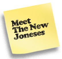 Check out The New Joneses * buy nothing new *