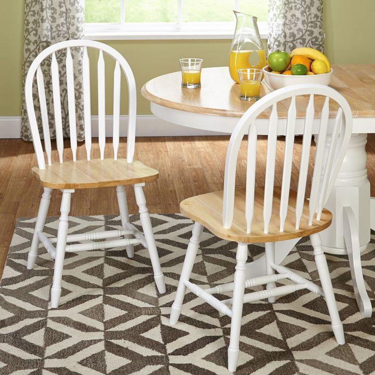 Simple Living Carolina Windsor Dining Chairs