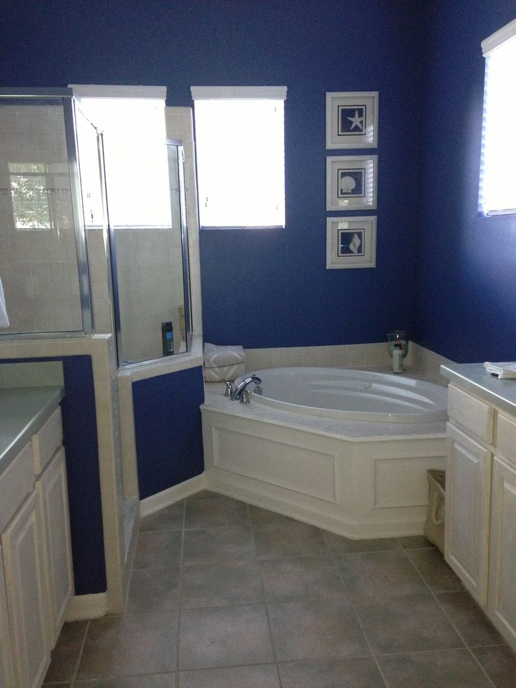 30 best paint images on pinterest wall colors paint for Blue jean paint color