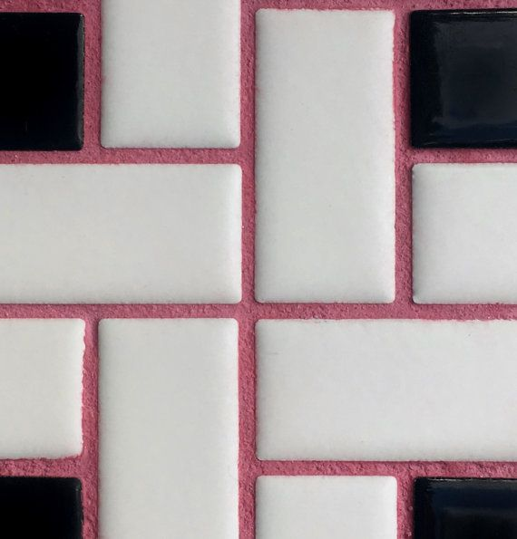 Raspberry Gum Grout Sanded Grout with Raspberry Gum pigment