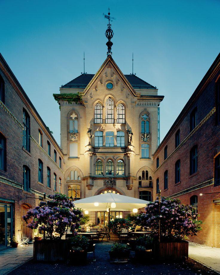 Katz Orange - hippes Szene-Restaurant in Mitte mit hohem Qualitätsanspruch ©…