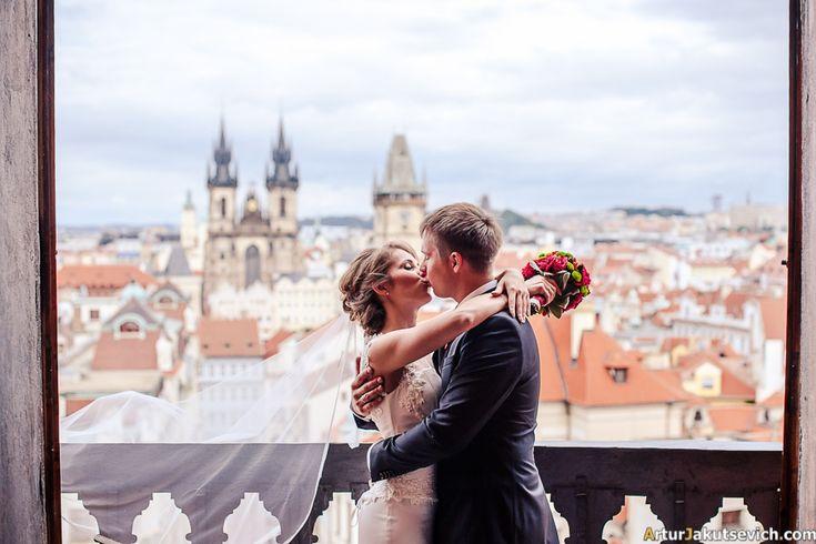 Prague wedding photographer