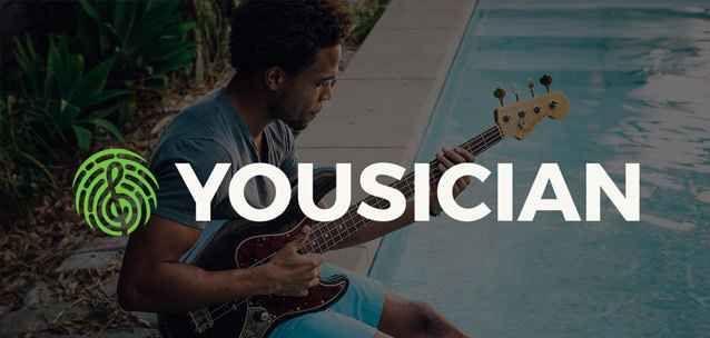 """Yousician – l'app per imparare a suonare alcuni strumenti musicali! Volete imparare a suonare pianoforte, chitarra, basso o ukulele in maniera semplice e veloce? Oppure volte migliorare le vostre capacità con uno o più di questi strumenti? Qualsiasi sia la risposta il consiglio che posso darvi è di scaricare al volo """"Yousician"""" sul vostro smartphone e di mettere  #musica #strumenti #android #iphone"""