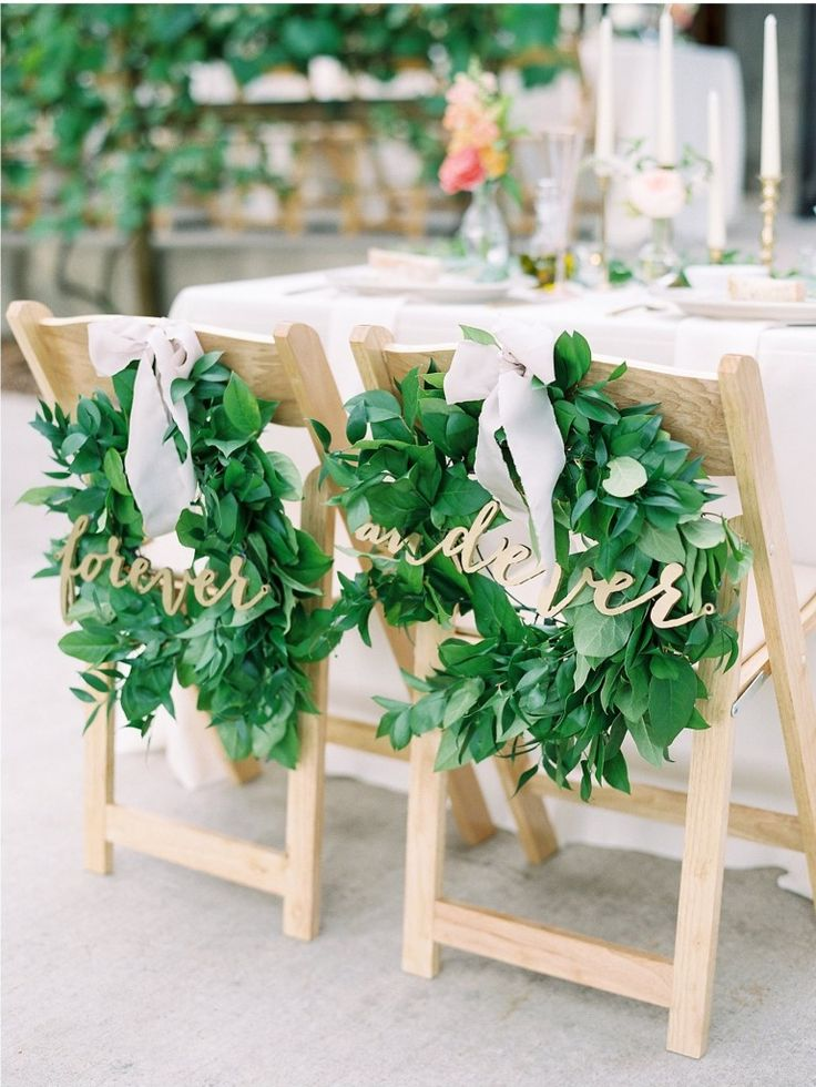 212 best images about chairs on pinterest wedding chair for Table and chair decorations for weddings