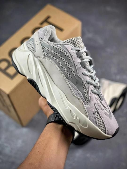 c4f787845 Womens size the best Adidas Yeezy Boost 700 Static UA sneakers in ...