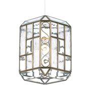 Endon Lighting Antique Glass Non-Electric Pendant