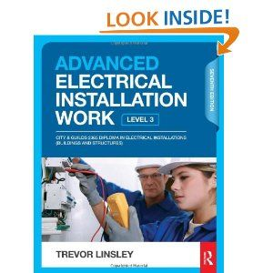 Advanced Electrical Installation Work: Amazon.co.uk: Trevor Linsley: Books