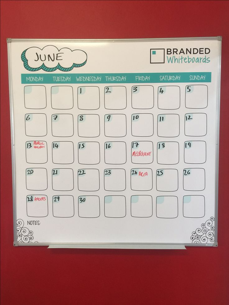 #monthlyplanner #customplanner #school #education #organisation #brandedwhiteboards #whiteboardsyourway