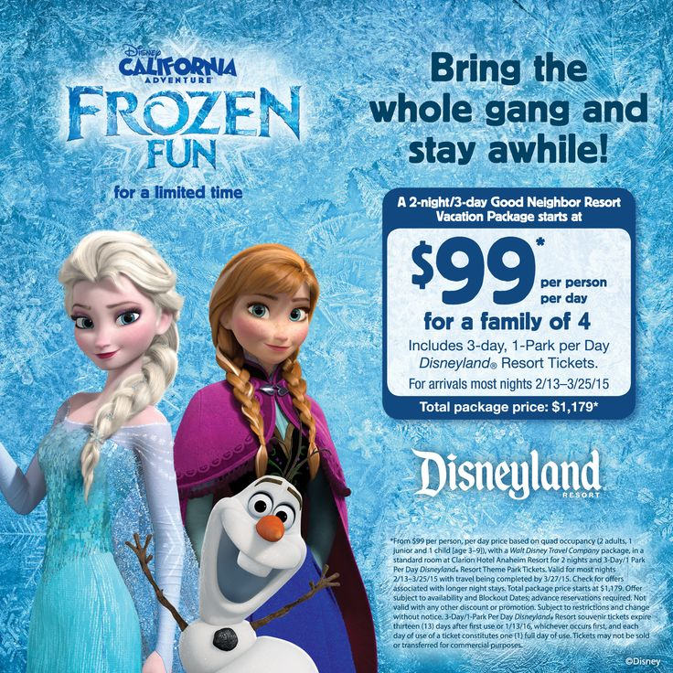 Best Disneyland Vacation Packages Ideas On Pinterest Disney - Disney family packages