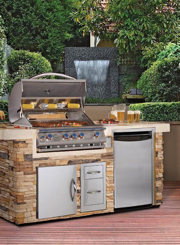 Outdoor Kuche Ideen Mit Kleinem Budget Erschwingliche Kleine Und Diy Outdoor Kuche Ideen Outdoor Kitchen Design Modular Outdoor Kitchens Diy Outdoor Kitchen