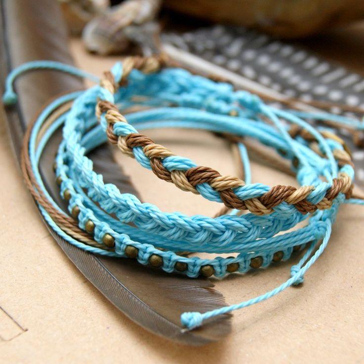 boho style bracelet, boho colors, boho style, macrame bracelet, bransoletki makrama, makramowe bransoletki, styl boho