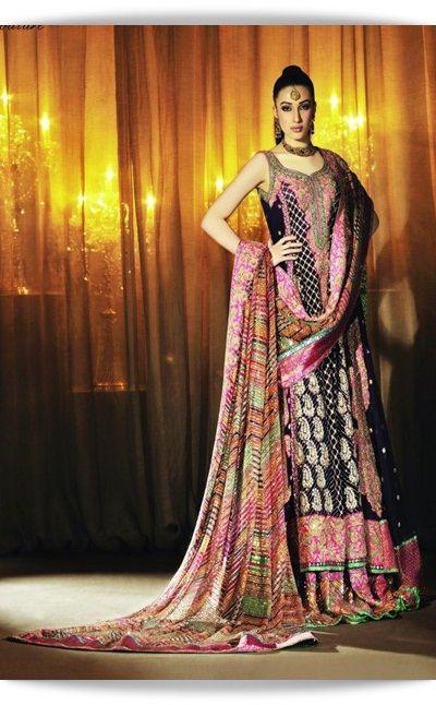 11. Umar Sayeed Bridal Dress