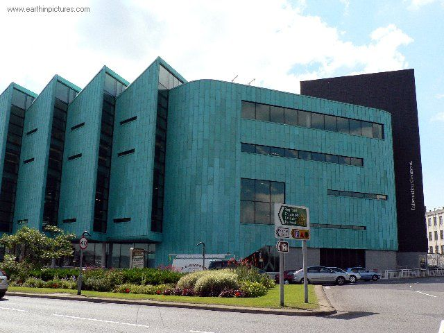 Information Commons Building, The University of Sheffield ( 640x480 )  Great Britain