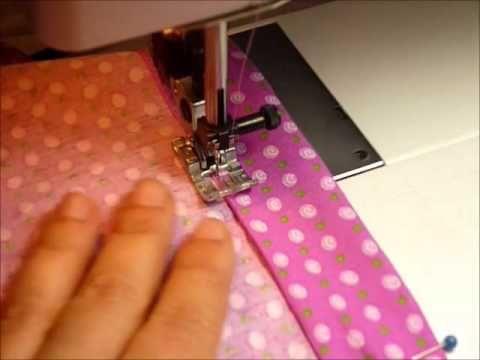Comment coudre une ceinture élastique dans une coulisse. Cours de couture débutant. Cours complet sur: http://www.self-couture.com/ceinture-elastique-coulisse/