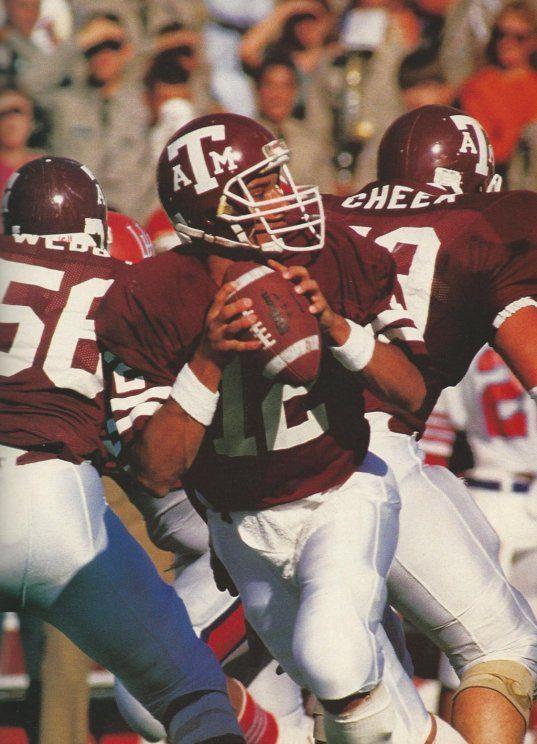 Texas A U0026 M Quarterback Lance Pavlas ... Part 55