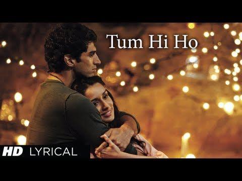 Aashiqui 2 Full Song With Lyrics Tum Hi Ho | Aditya Roy Kapur, Shraddha Kapoor