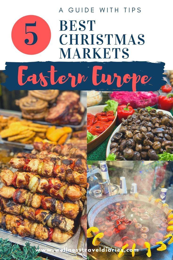Eastern Europe S Best Christmas Markets In 2020 Europe Holidays Eastern Europe Christmas In Europe