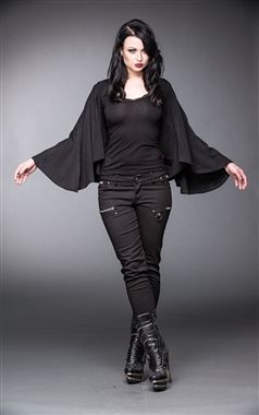 Plus size goth clothes