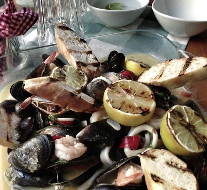MOMO seafood platter/ półmisek owoców morza [SEAFOOD WEDNESDAY/ ŚRODA Z OWOCAMI MORZA. Fresh seafood delivery/ Dostawa świeżych owoców morza :))]