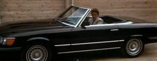 450sl In American Gigolo Classic Mercedes Benz Pinterest