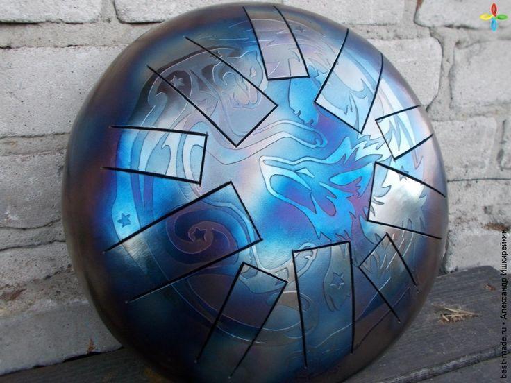 Глюкофон (Happy Drum) - изготовление на заказ!!!,   Bestmade - изделия ручной работы