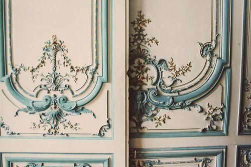 doors at Versailles