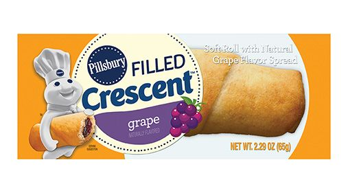 Pillsbury™ Filled Crescent - Grape
