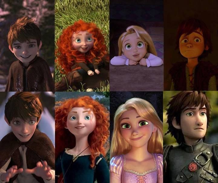 I think we can all agree that Hiccup was our favorite... No particular reason no, why do you ask? ;D