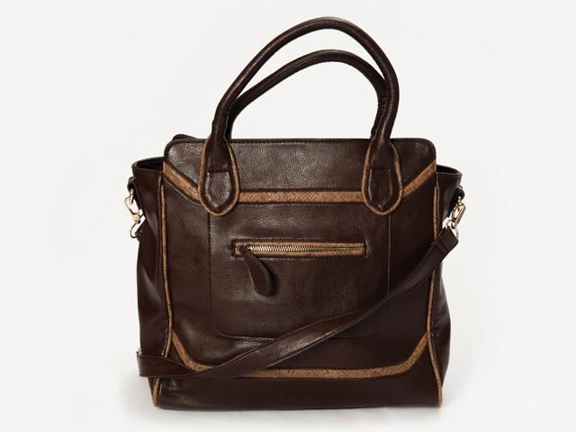 Snake Insert Day Bag  || Available now for AUD $79.95 at www.jessica-t.com.au
