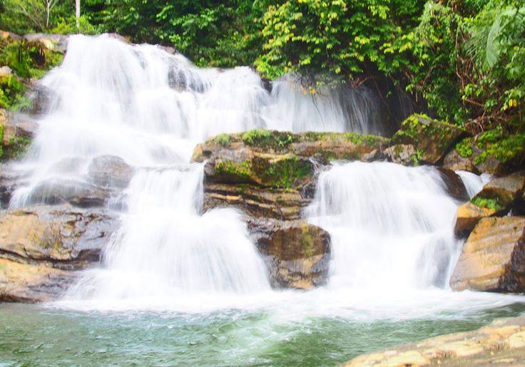 Namtok Ton Te : Trang, Thailand