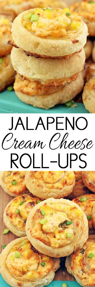 Jalapeno Cream Cheese Roll-ups #appetizers #superbowl #gameday