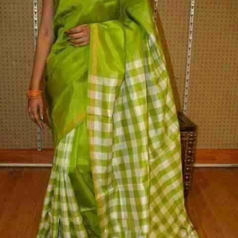 Uppada Pallu And Pleats Pure Silk Sarees | Buy Online Uppada Pallu and Pleats Sarees  http://ift.tt/2t7iv9T  Uppada Pallu And Pleats Pure Silk Sarees  Silk  Uppada Pallu And Pleats Pure Silk SareesMaterial : Pure Silk Blouse :Yes(Checks) Fabric Care :Dry Clean  http://ift.tt/2snwLyi