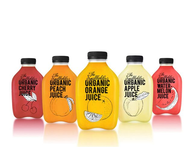 The Smallholder (Student Work) | Packaging of the World: Creative Package Design Archive and Gallery