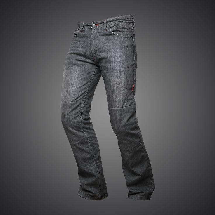 Have the success of Mr. Grey with our new biker jeans 4SR Cool Grey - made in fifty shades of grey.