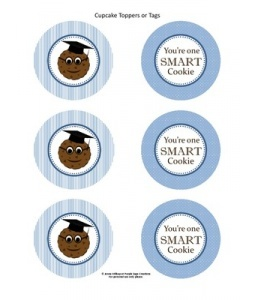 FREE Smart Cookie Party Printable Set
