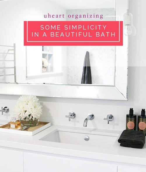 Beautiful Organized Bathroom 117 best bathroom organizing images on pinterest | organized