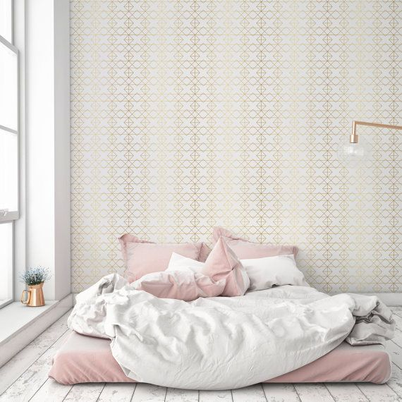 Awesome and artistic vinyl material self-adhesive temporary wallpaper, easy to use!  Peel it, Stick it and LOVE it!  Add to your room personalised charm only in few minutes! :) For more designs visit - https://www.etsy.com/shop/Betapet   ► SIZES * 20.7 wide x 48 height / 52.5 cm x 122 cm * 20.7 wide x 96 height / 52.5 cm x 244 cm * 20.7 wide x 108 height / 52.5 cm x 275 cm * 20.7 wide x 120 height / 52.5 cm x 304 cm   ► CUSTOM SIZE – we can print the w...