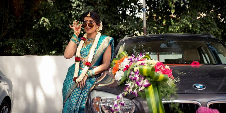Why should a bride always be shy? Be the cool bride. ‪#‎Coolbride‬ ‪#‎candidweddingphotography‬ PC:Shutterspeed
