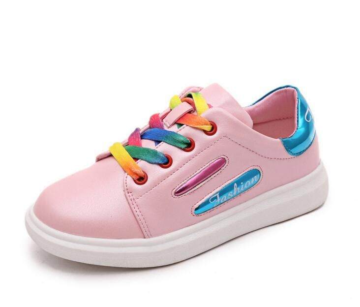 2019 Baby Toddler Canvas Shoes Girls Boys Shoes Kids Sport Sneakers Children