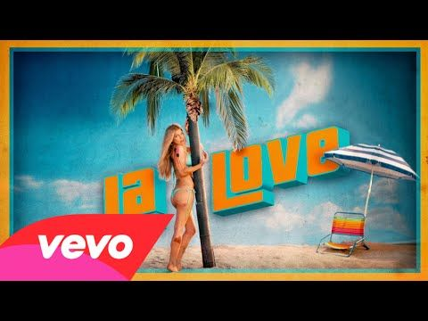 #Fergie - L.A.LOVE (la la) ft. YG. Watch Fergie roll through the streets of LA with some hip hop heavyweights in her new music video feat. YG and a bevy of famous L.A. natives.